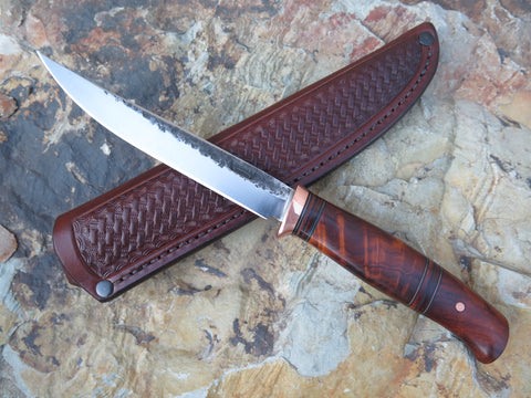 Premium Desert Ironwood XL Trout & Bird