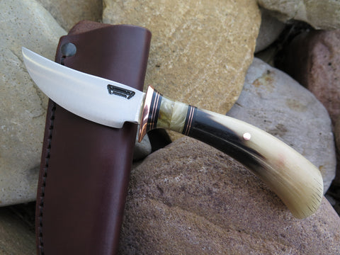 Musk Ox Carver Caper