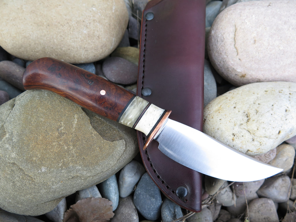 Desert Ironwood Burl Little Hunter