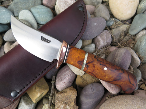 Desert Ironwood & Musk Ox Sharptail