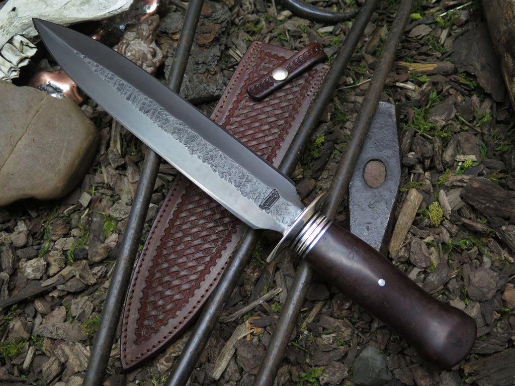 Desert Ironwood Double-Edge Fighter
