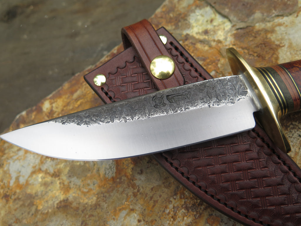 Premium Desert Ironwood and Brass Fighter