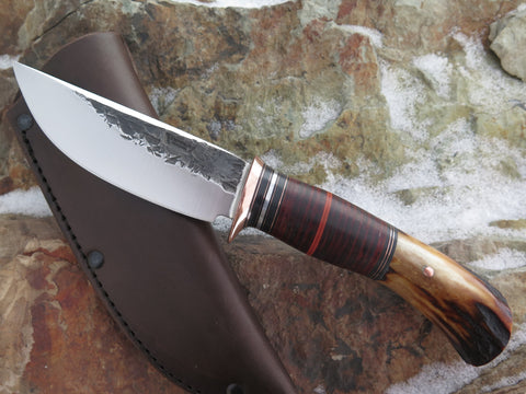 Scagel Style Amber Stag Hunter