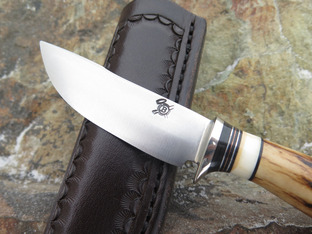 Premium Sambar Stag and Walrus Pocket