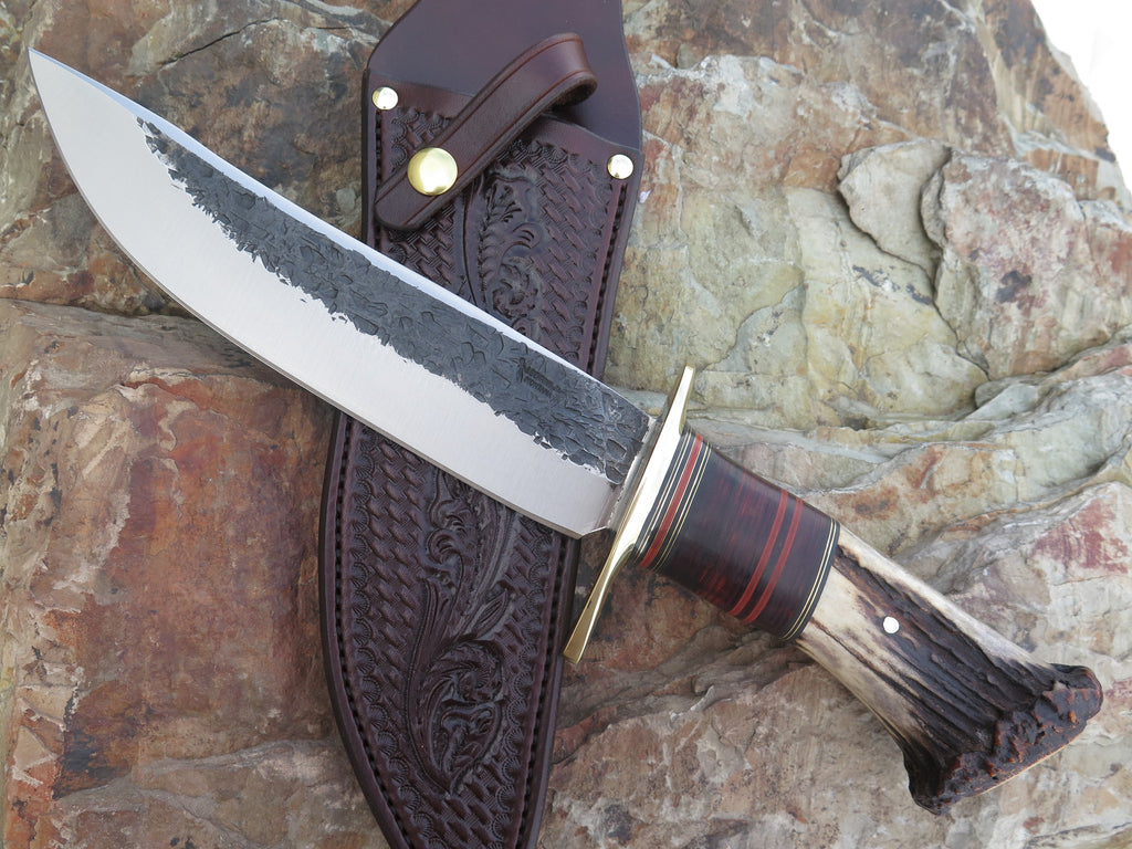 Scagel Style Camp Knife