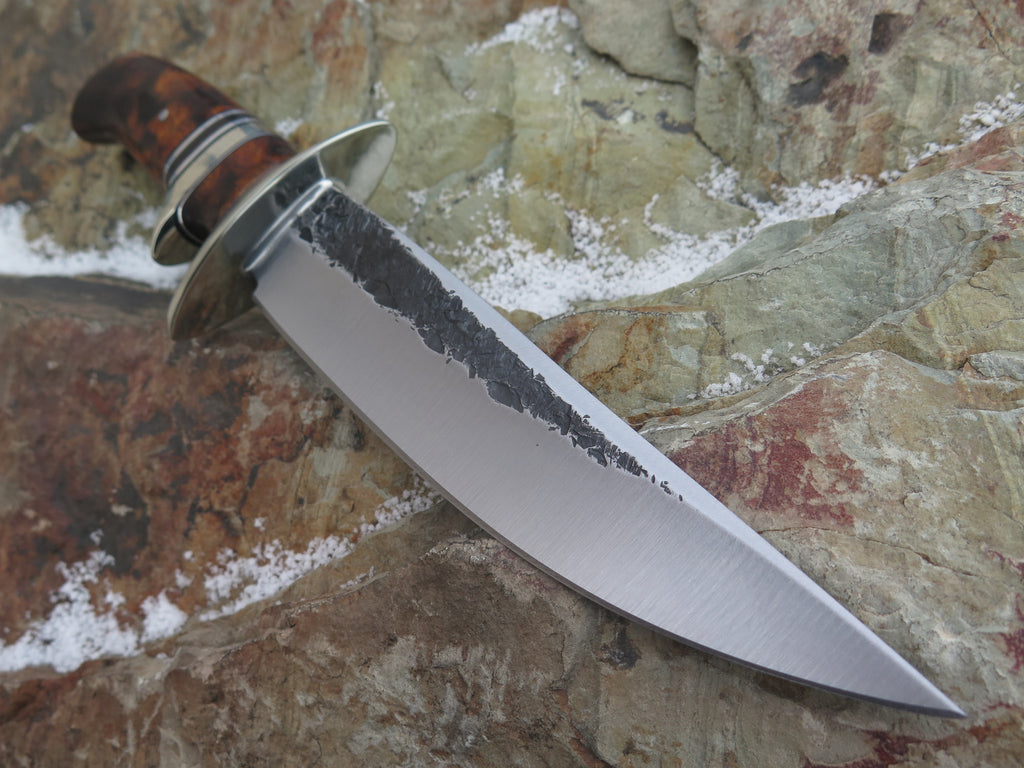 Premium Desert Ironwood Burl Fighter