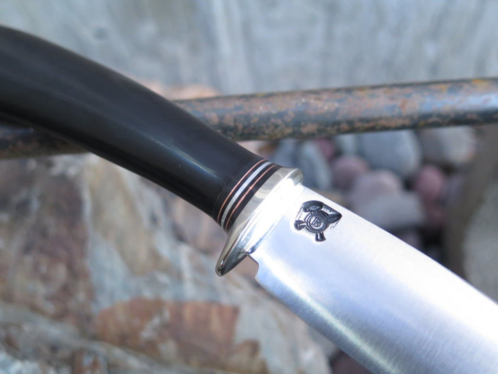 Stainless Buffalo Paring Knife