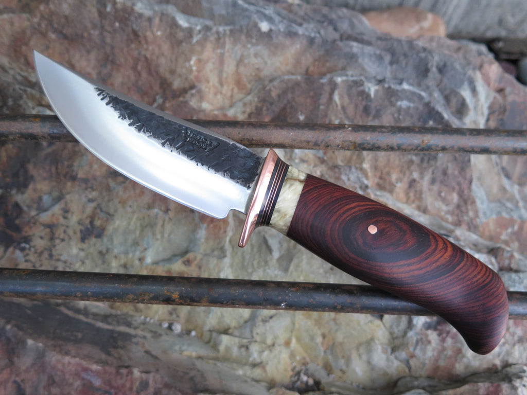 Premium Cocobolo & Ox Hunter