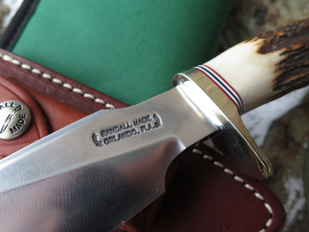 "Randall Made Knives Model 11 ""Alaskan Skinner"""