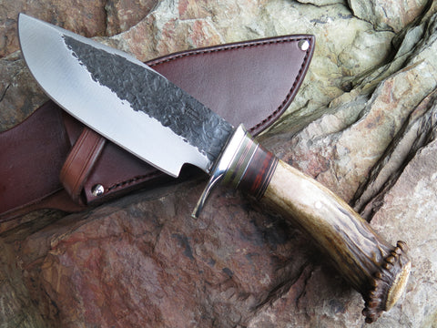Crown Stag and Horsehide Bushmaster