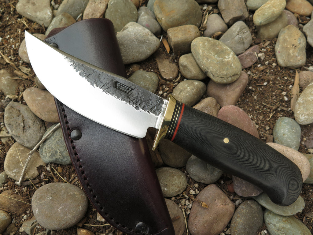 Black Micarta Hunter