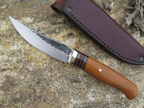 Natural Canvas Micarta Pintail
