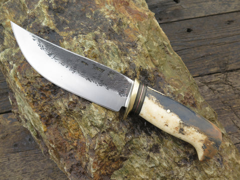 Premium Fossil Walrus Camp Knife