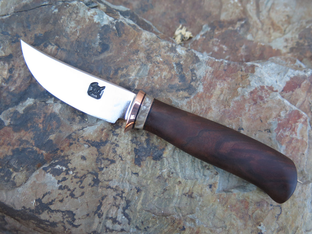 Walnut & Musk Ox Boss Pocket