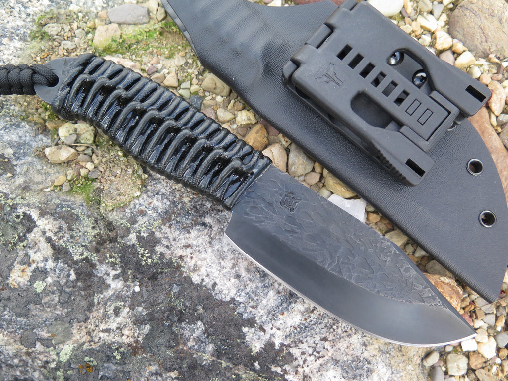 Behring Pro Bushmaster - Blued / Black
