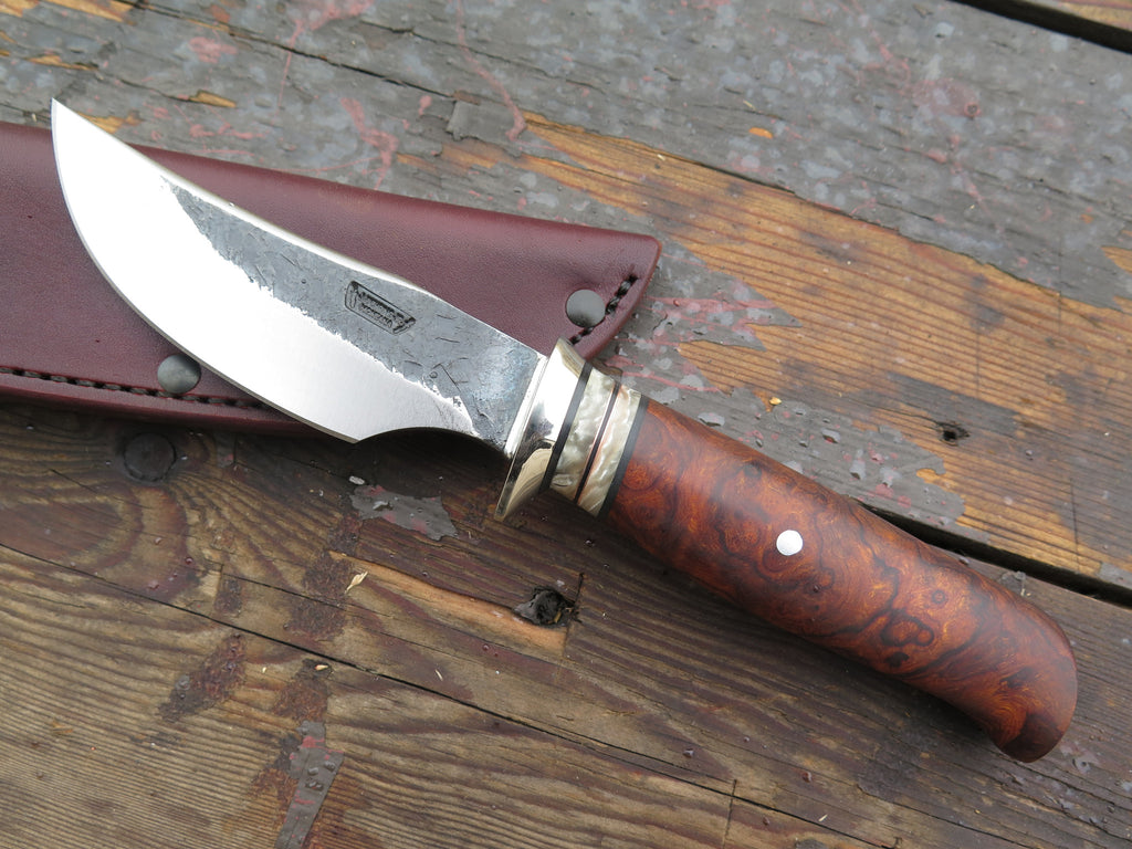Premium Desert Ironwood & Ox Boss Fingergrip Hunter