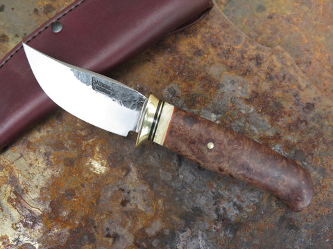 Oregon Maple Burl & Ox Sharptail