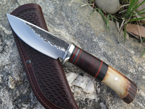 Sambar Stag and Horshide Drop Point