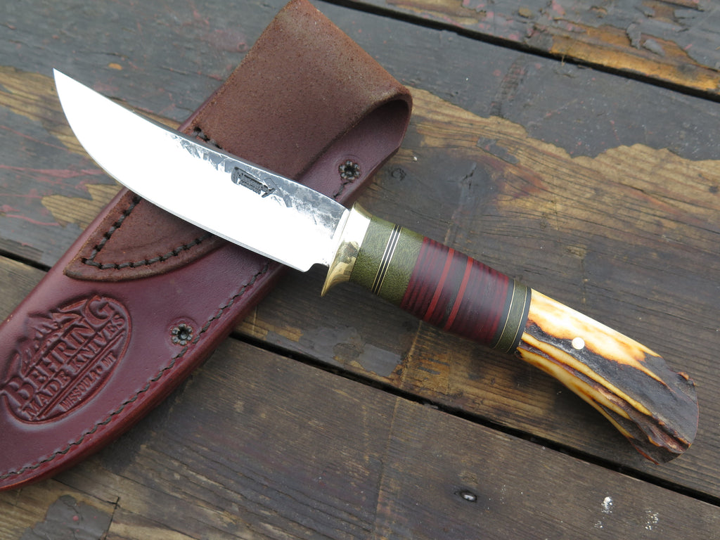 Brass, Horsehide and Stag Trout and Bird