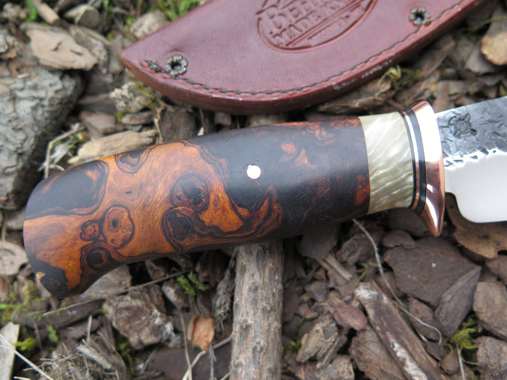 Premium Desert Ironwood Burl & Ox Boss Mission