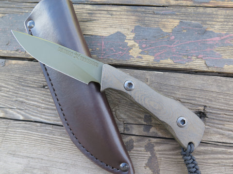 Behring Technical Duke - OD Green / Black