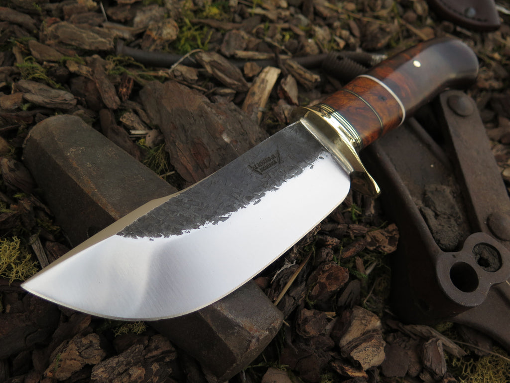Premium Ironwood Burl Woodcraft