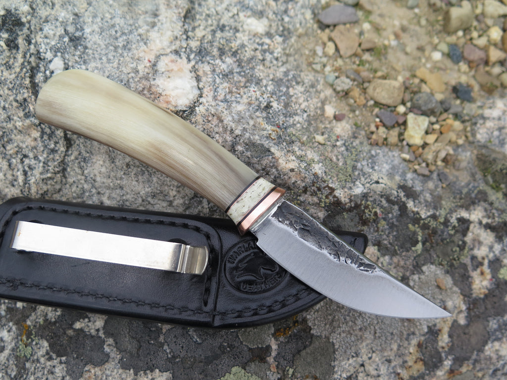Dall Sheep Horn & Ox Pocket