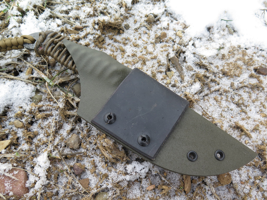 Behring Pro LT Mission - Blued / OD Green