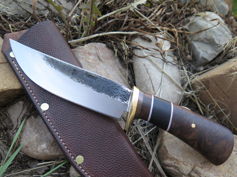 Turkish Walnut, Ebony and Ironwood Hunter