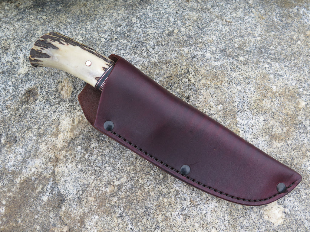 Stag & Horsehide Scagel style Hunter