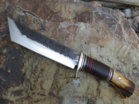 Scagel style Tanto