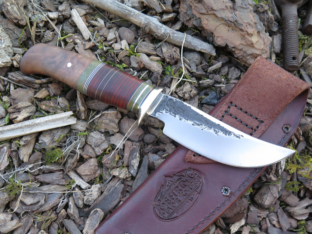 Walnut & Horsehide Hammermark Hunter