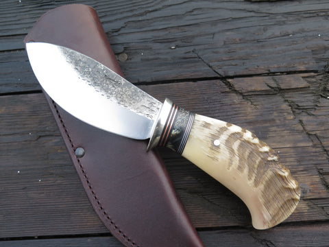 Dall's Sheep & Giraffe Bone Stainless Nessmuk