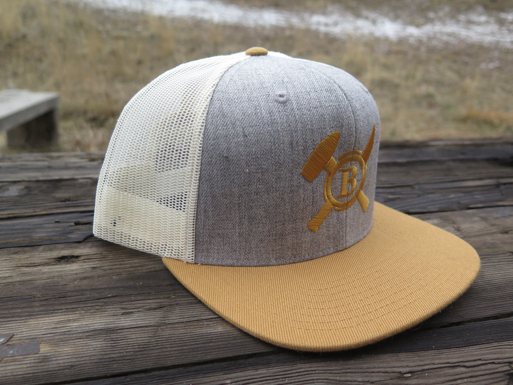 Behring Made© Trucker 2.0 - Gold