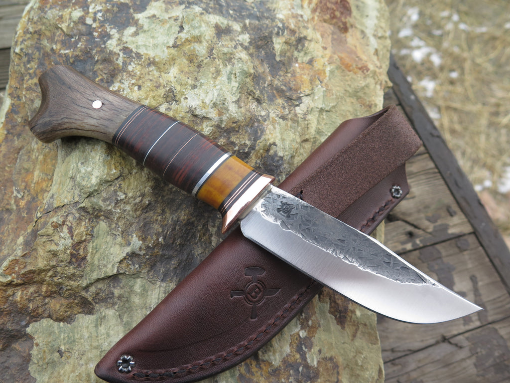 Crotch Stag & Horsehide Trout and Bird