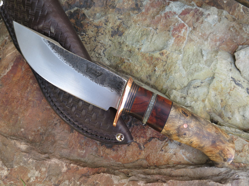 Buckeye, Ironwood & Ox Boss Woodcraft
