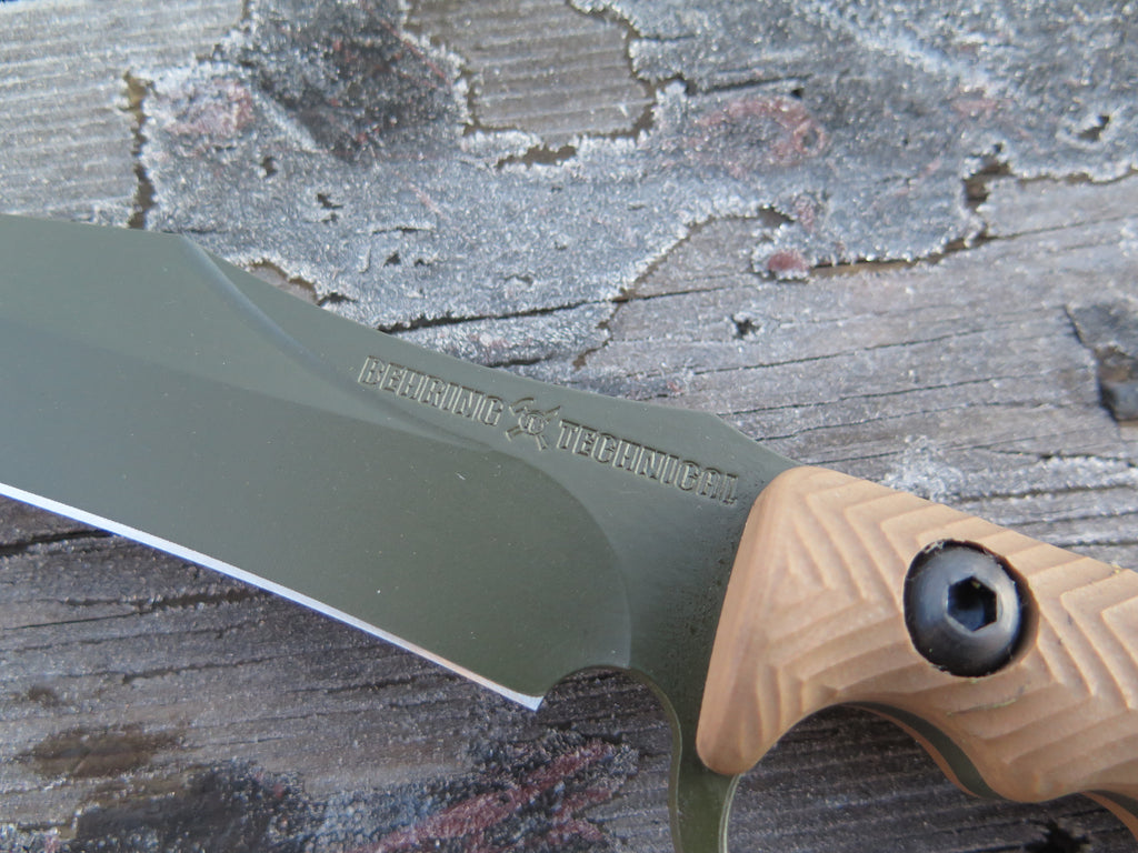 Behring Technical Wraith - OD Green / Coyote