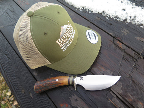 Behring Made™ Classic Snapback - Ponderosa Pine