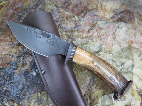 Premium Crown Stag Blued Alaskan