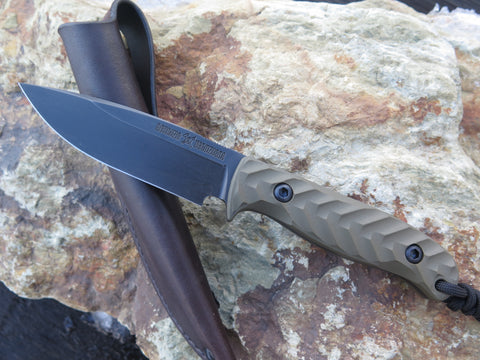 Behring Technical Bridger - Blued / Green G10