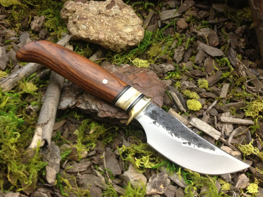 Finger Grip Cocobolo Hunter