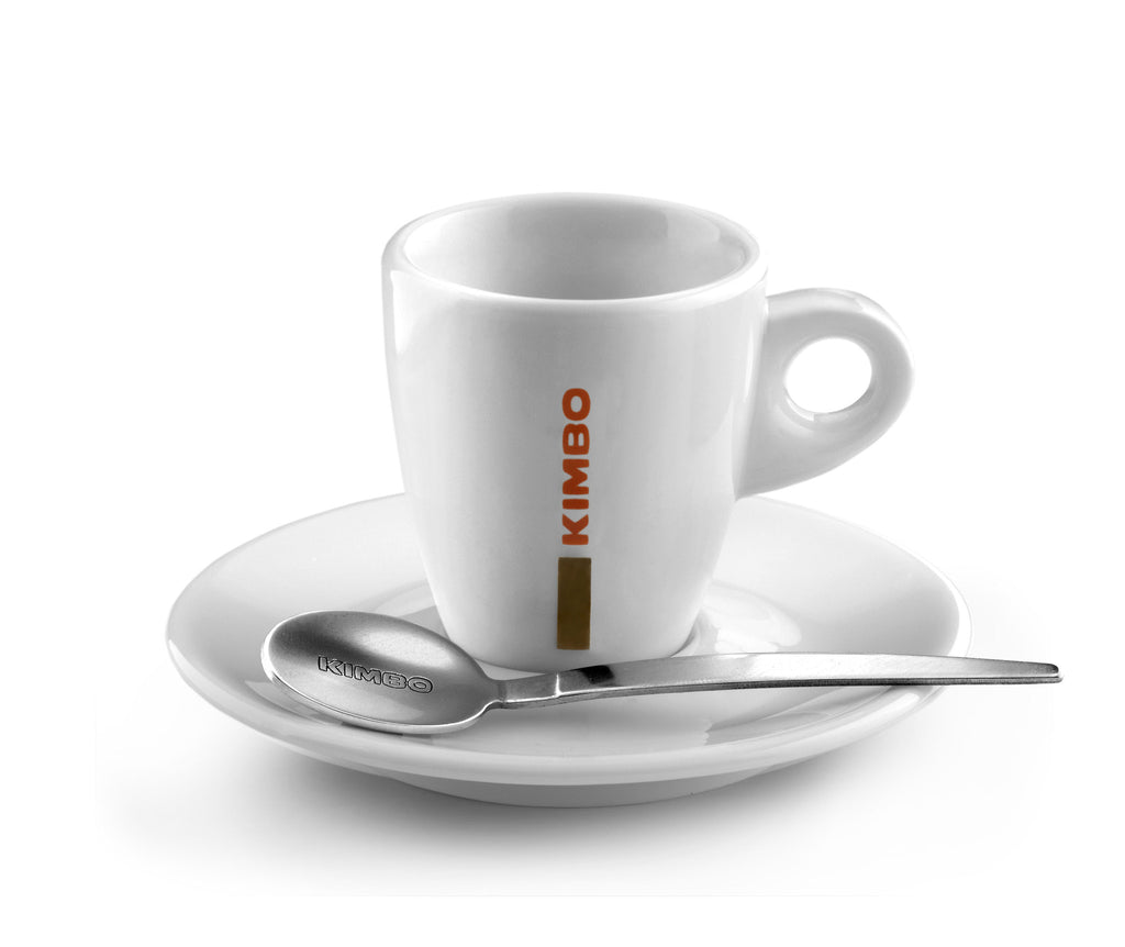 Glass espresso coffee cups uk - Kimbo Espresso Cup And Saucer Ceramic
