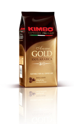 Kimbo Coffee - Gold Beans