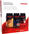 Kimbo Coffee Beans Discovery Box Set