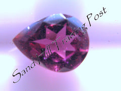 5x3 Pear Cut Pink Tourmaline AAA