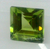 Square Cut Peridot AAA