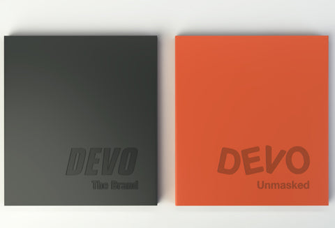 DEVO: The Brand + DEVO: Unmasked (Signature Edition)