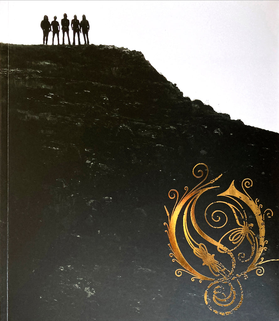 Book of Opeth, front cover