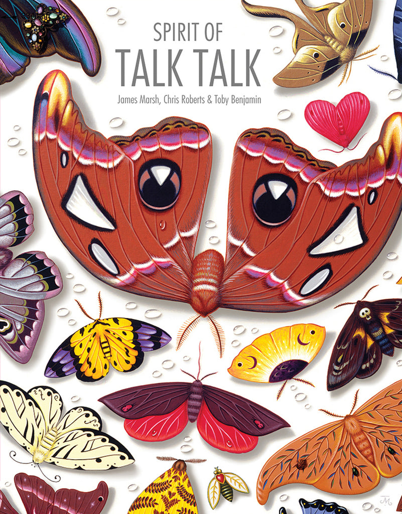 Spirit Of Talk Talk