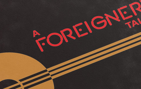 A Foreigner's Tale (Signature Edition)